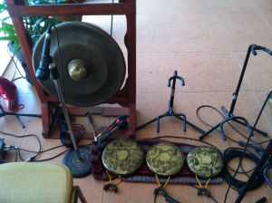 Bughaw Folkloric gongs
